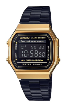 Relógio Casio A168WEGB-1BDF-SC