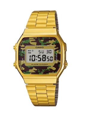 Relógio Casio A168WEGC-3DF