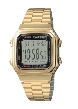 Relógio Casio A178WGA-1ADF-SC
