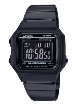 Relógio Casio B650WB-1BDF-SC