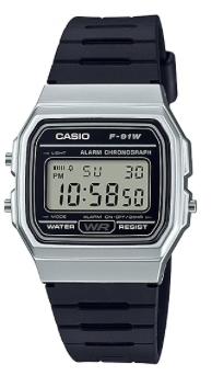 Relógio Casio F-91WM-7ADF-SC