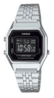 Relógio Casio LA680WA-1BDF-SC