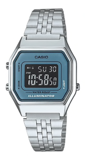 Relógio Casio LA680WA-2BDF-SC