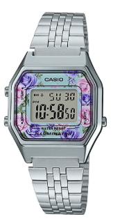 Relógio Casio LA680WA-2CDF-SC