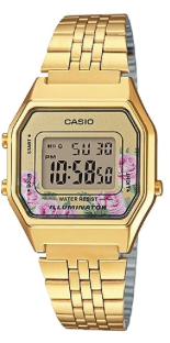 Relógio Casio LA680WGA-4CDF-SC