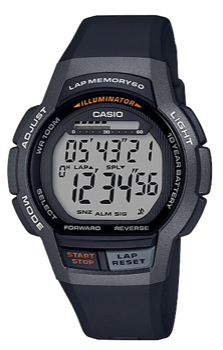 Relógio Casio  WS-1000H-1AVDF-SC