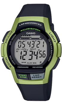 Relógio Casio  WS-1000H-3AVDF-SC