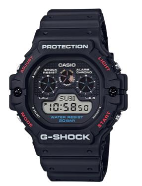 Relógio G-Shock DW-5900-1DR