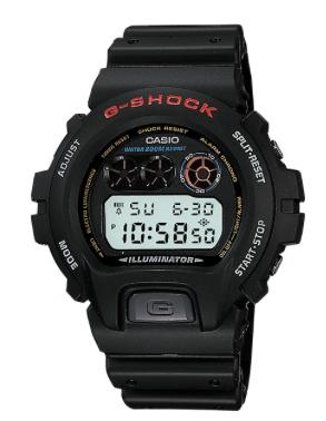 Relógio G-Shock DW-6900-1VDR