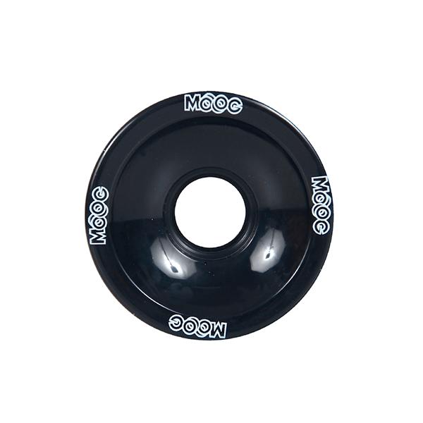 Roda Importada Longboard MOOG 70mm - Preta