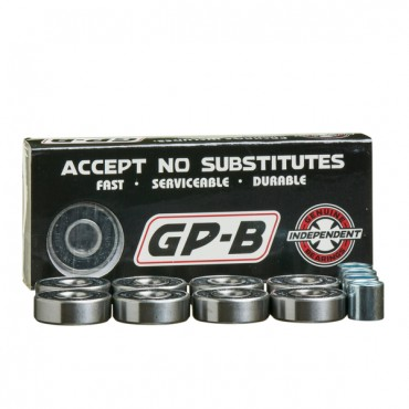Rolamentos Independent Genuine GP-R Black