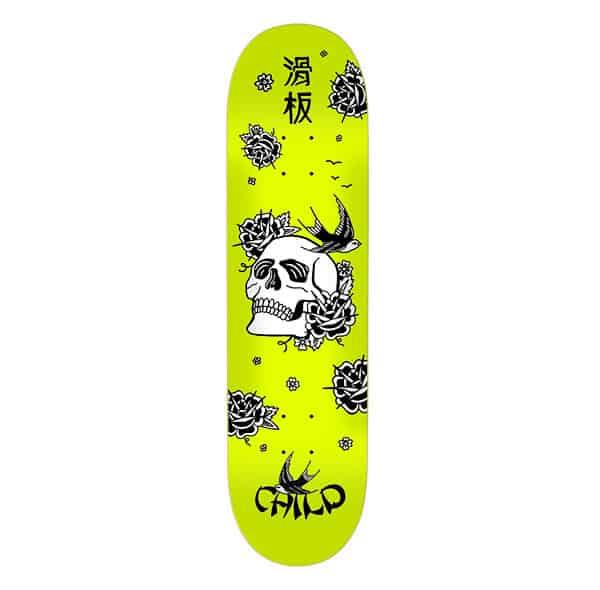 Shape Child Marfim - Japan Skull 8.25