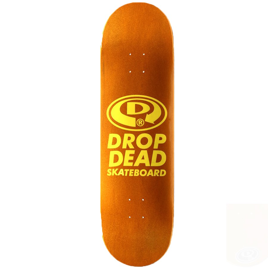 Shape Drop Dead NK3 - Knockout Futura Orange 8.0