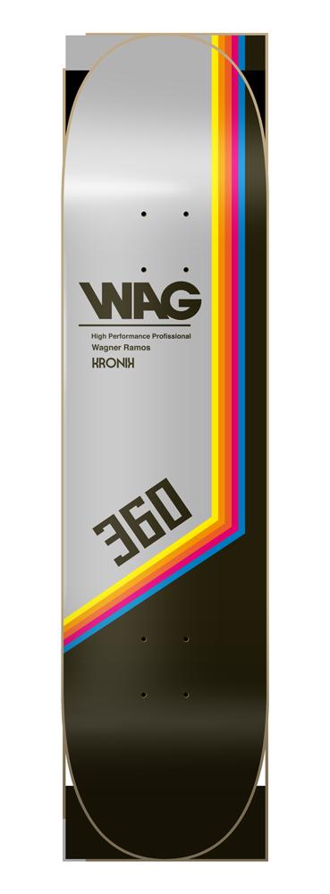 Shape Kronik Maple Wagner Ramos Analog 7.8