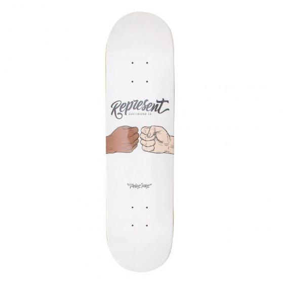 Shape Represent Maple Punch White 8.00