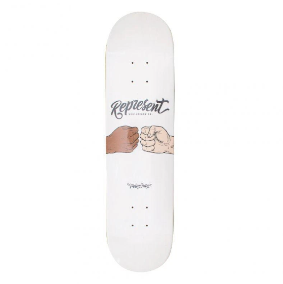 Shape Represent Maple Punch White 8.25