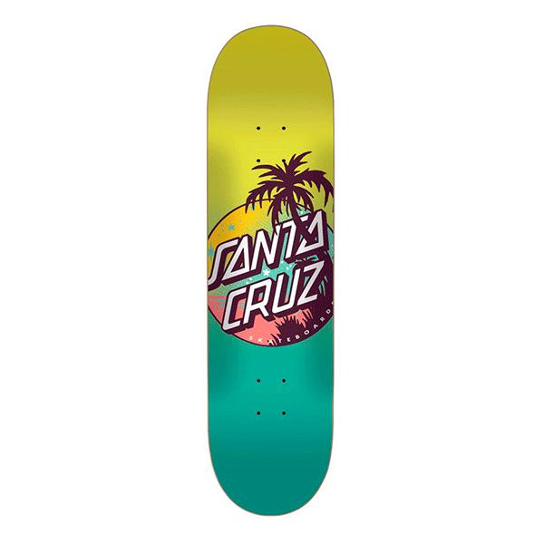 Shape Santa Cruz Powerlyte - Palm Dot 8.25