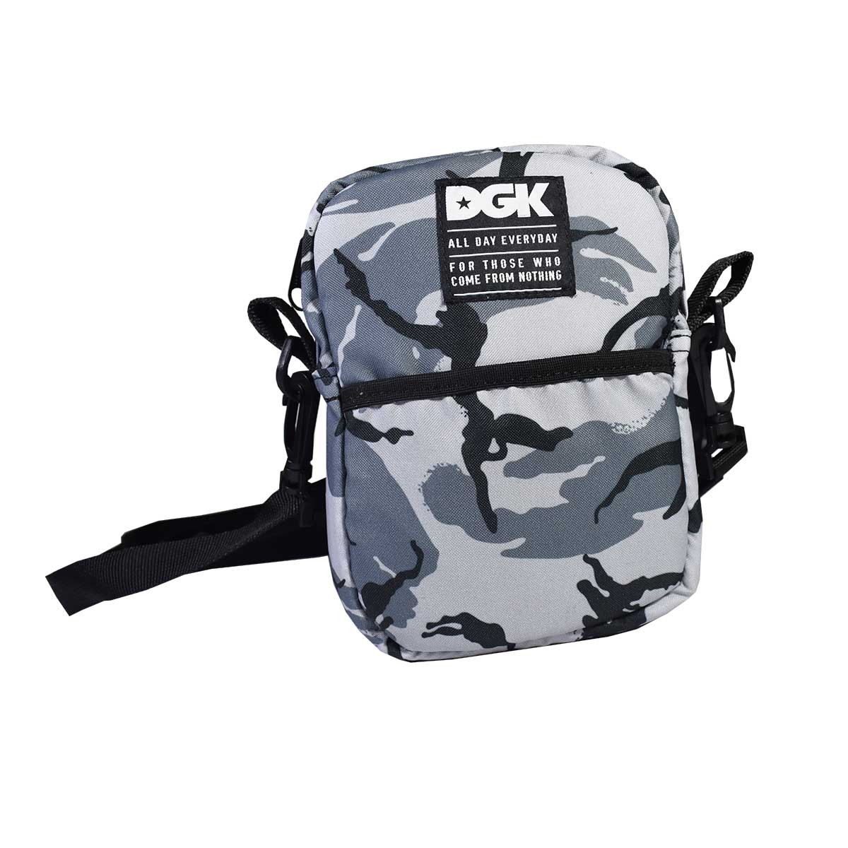 Shoulder Bag DGK Disrupt - Cammo Grey