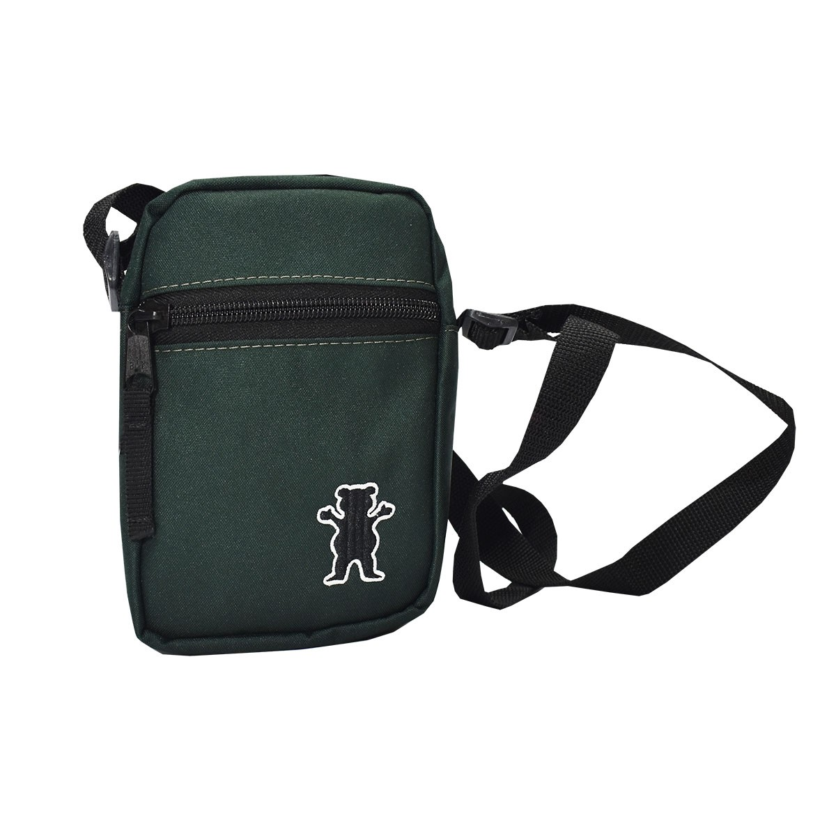 Shoulder Bag Grizzly GG Bear Classic Verde