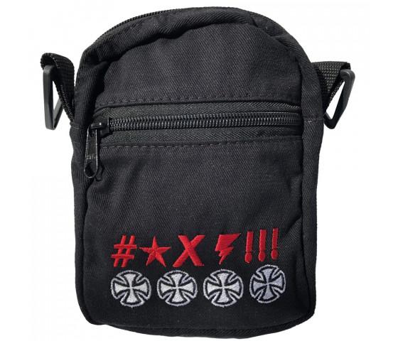Shoulder Bag Independent Ante Crosses