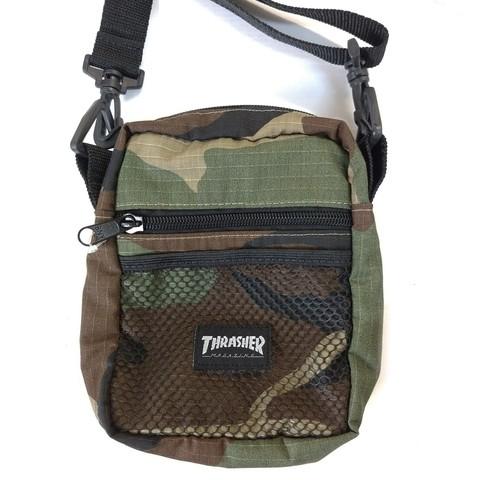 Shoulder Bag Thrashe Camo