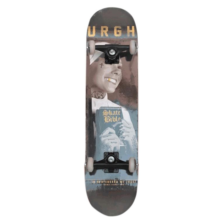 Skate Montado Especial Urgh Float Bible 8