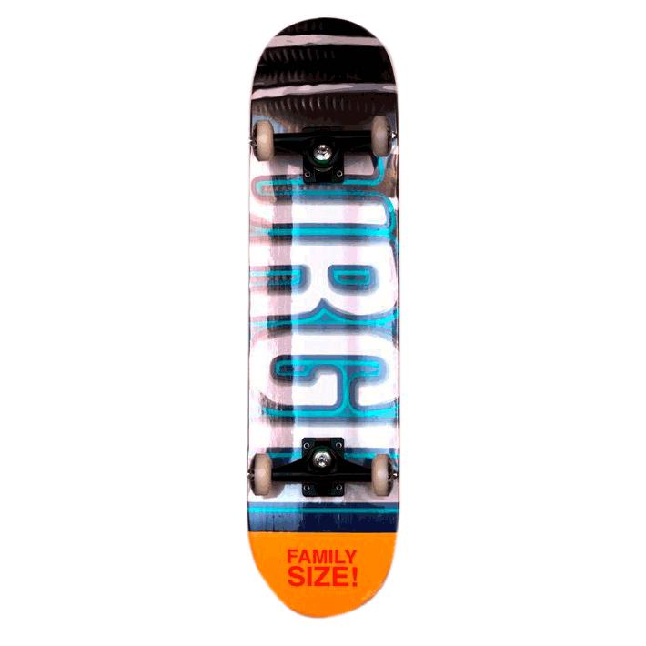 Skate Montado Especial Urgh Float Biscoito 8