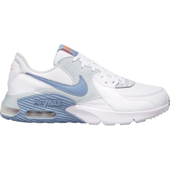 Tênis Nike Air Max Excee - Branco e Azul