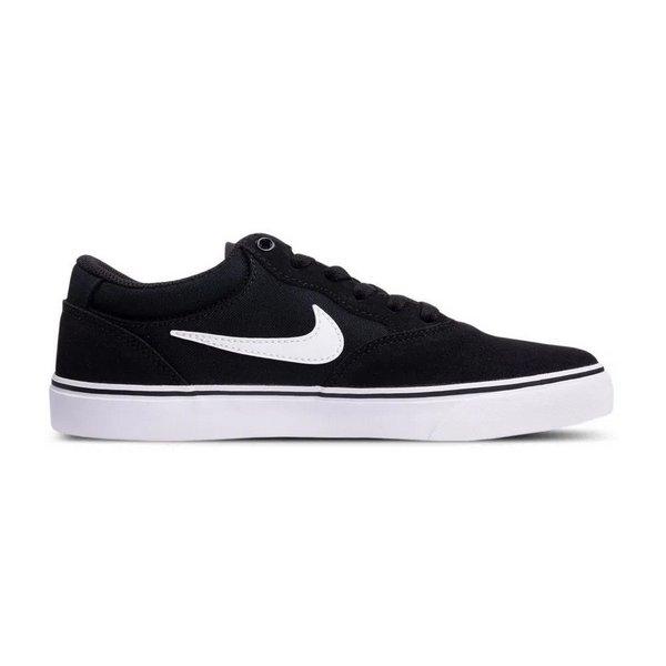 Tênis Nike SB Chron 2 - Preto e Branco