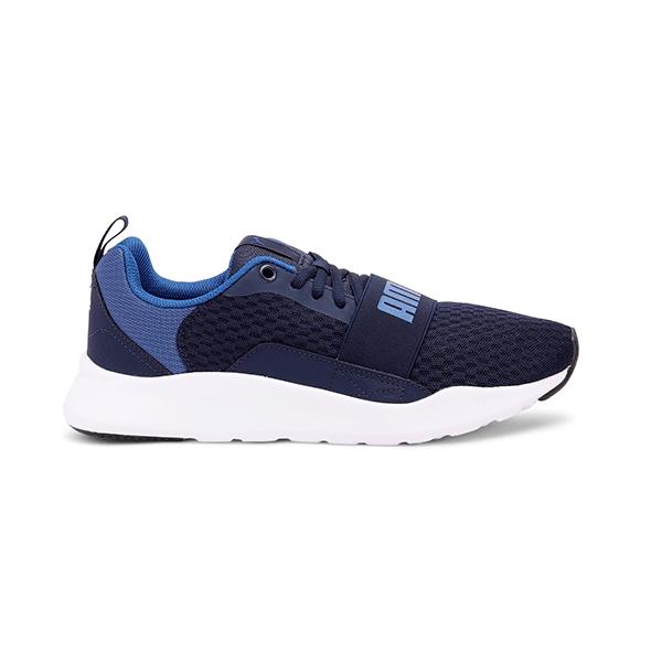 Tênis Puma Wired Blue