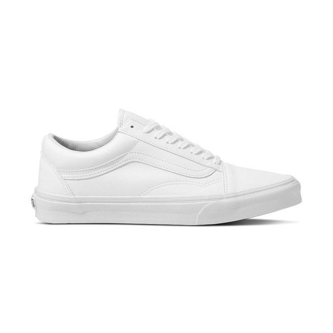 Tênis Vans Old Skool - Classic Tumble True White