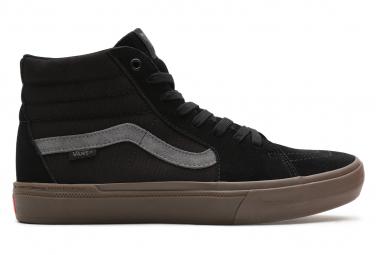 Tênis Vans Sk8 Hi BMX - Black/Dark Gum