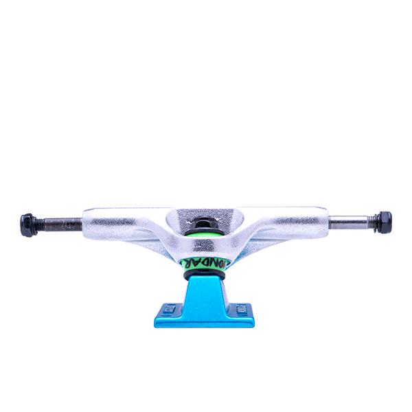Truck Street Hondar Prata/Azul 139mm