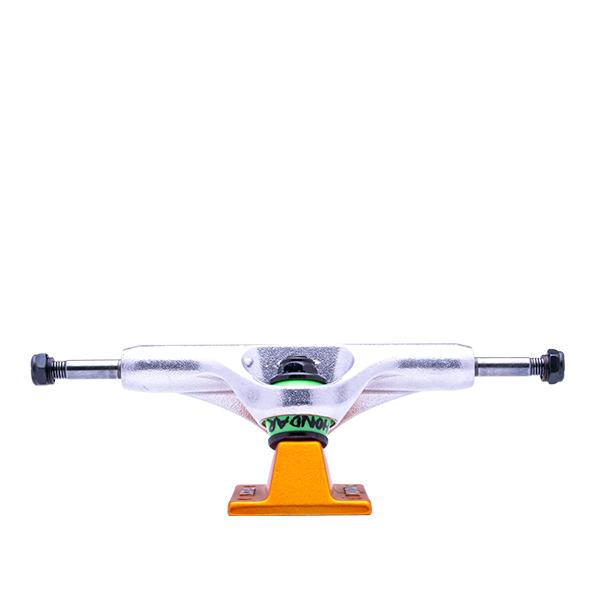 Truck Street Hondar Prata/Ocre 139mm