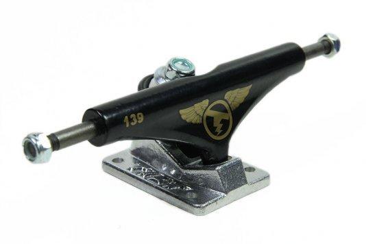 Truck Tilt Collor 139mm Preto/Dourado