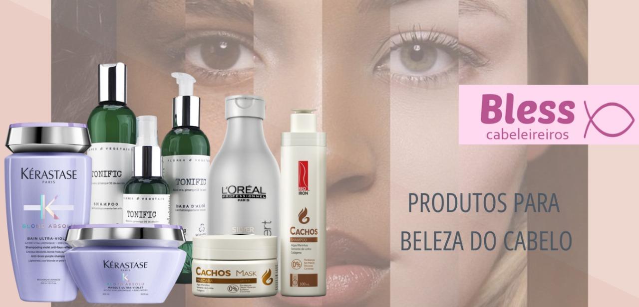 Produtos para a Beleza dos cabelos