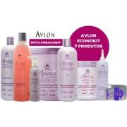 Avlon Affirm Econokit Combo Relaxamento Guanidina Profissional Grande 7 Produtos - G