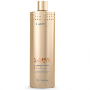 Blond Reconstrutor Limpeza Profunda Shampoo 1Lt Cadiveu