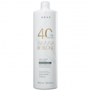 Braé Wanna Be Blond 40 Vol Ox - 900ml