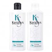 Duo Kerasys Moisturizing Shampoo E Condicionador 2x180 Ml