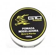 G10 Premium Pomada Modeladora Incolor Extra Forte 150g