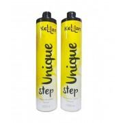 Kellan Progressiva Unique Kit Shampoo E Reconstrutor Capilar 2x1L