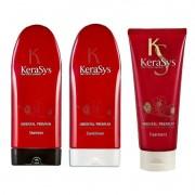 Kerasys Oriental Premium Shampoo Condic Máscara Peq Original
