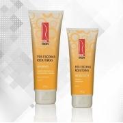 Kit Pós Escovas Red Iron Shampoo 250ml e Hidratante 200g