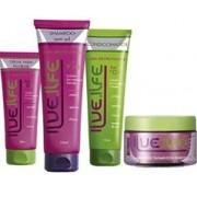 Live Life Kit For You - Shampoo + Condicionador + Creme de Pentear + Máscara
