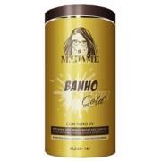 Madame Louca Banho De Verniz Gold - 1kg