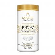Magic Plus BDV Organic - Máscara de Verniz 1kg