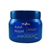 Mairibel Máscara Matizadora Azul Royal Óleo Argan 250g
