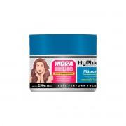 My Phios Hidra Brilho - Máscara de Hidratação 250g