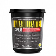 Natumaxx Anabolizante - Mascara Capilar 250g